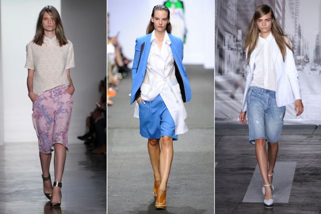 Spring 2013 Catwalk Trends